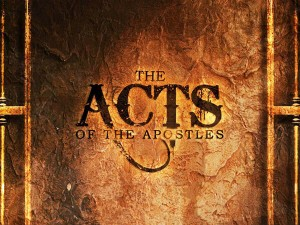 Book of Acts The Movie